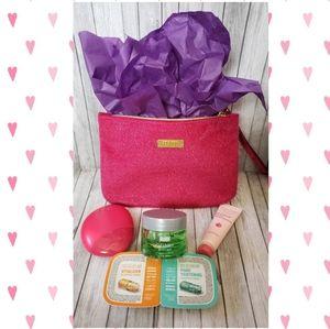 5 Pc Ipsy Glam Bag Mixed Beauty Bundle Gift Set